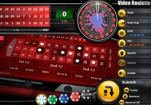Roulette-spel online