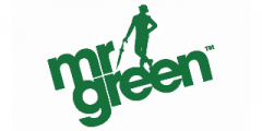 logo för Mr Green