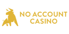 No Account Casino Transparent Logo
