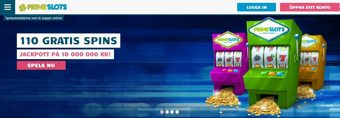 primeslots homepage