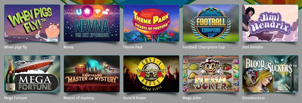 bestcasino games