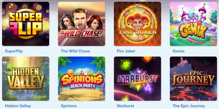 igame games