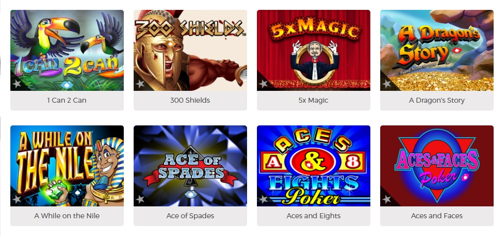 casinopop games
