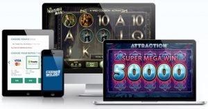 casinowilds spela casino i mobilen