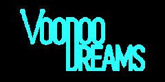 logo för voodoo dreams