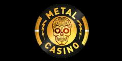 Logo för Metal Casino