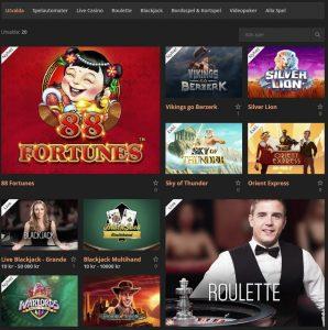 casinospel för storspelare