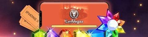LeoVegas stjärnkampanj