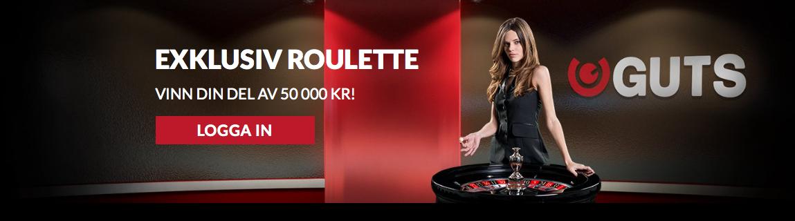 Roulette hos Guts