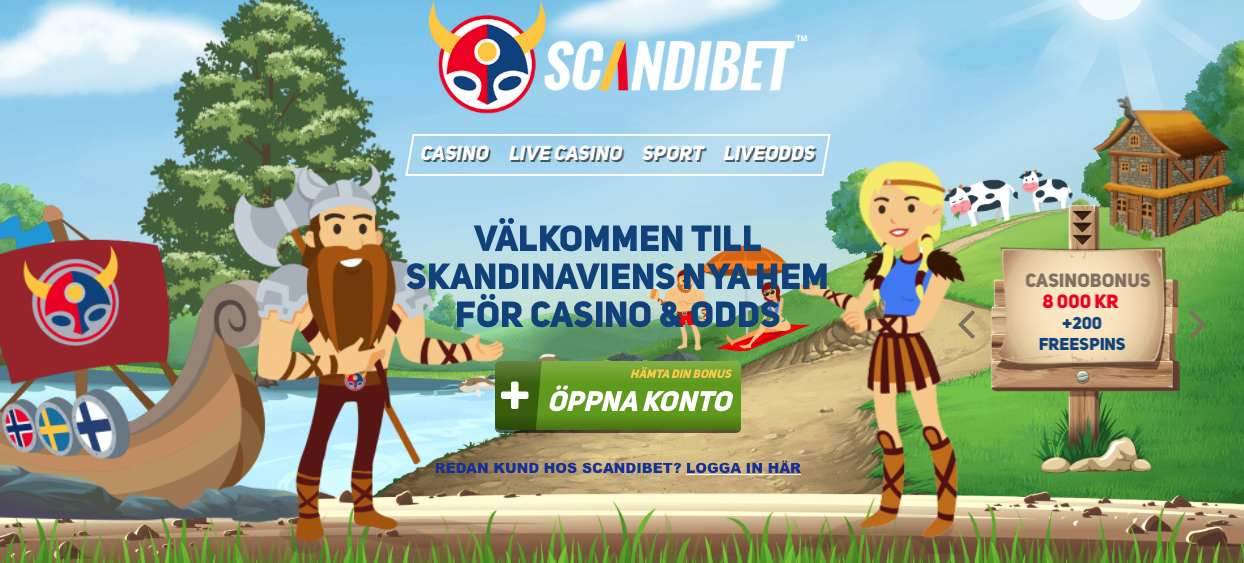 ScandiBet Casino