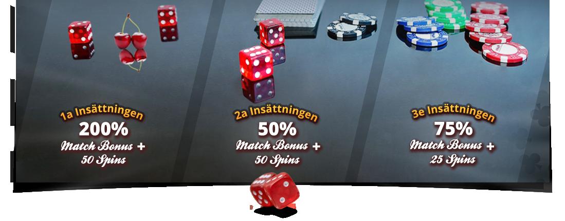 Casimba Casino bonus