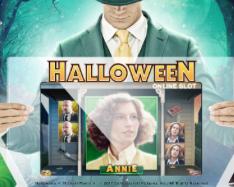 Halloween-special hos Mr Green
