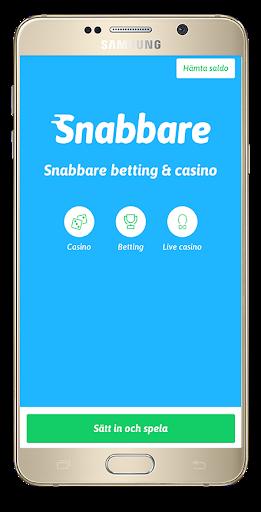Snabbare casino via mobil enhet