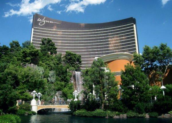Casinot Wynn Resort i Las Vegas