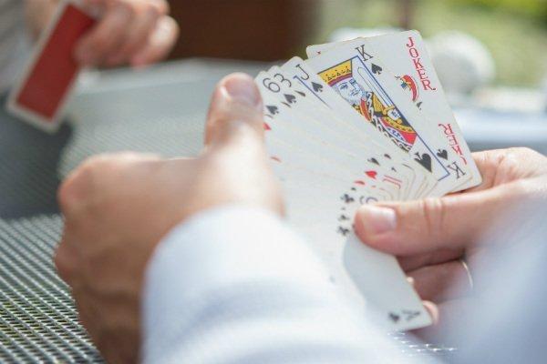 Spela black jack på live casino