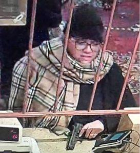 Kvinna rånade casino i Las Vegas