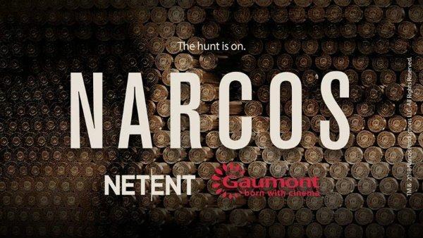 NetEnt spel Narcos slot