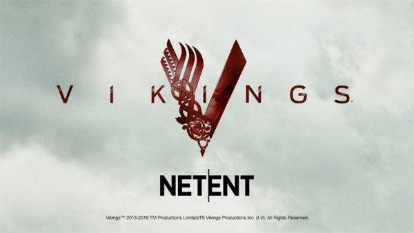 Netent spel Vikings slot