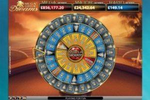 Jackpot bonusspel