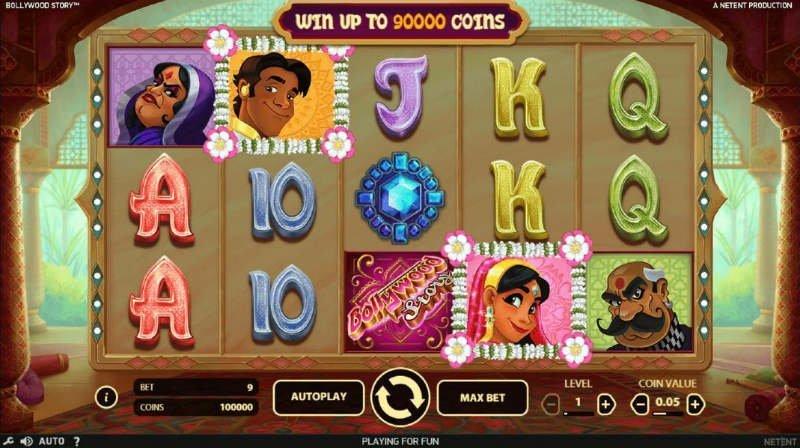 casino spelautomat netent