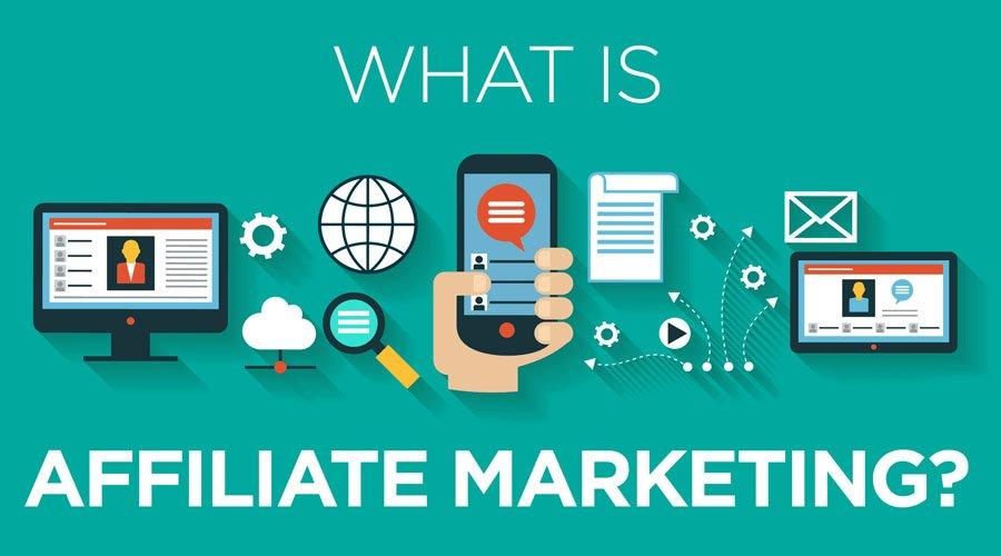"""Frågan """"Vad är affiliate marketing"""" och olika digitala verktyg"""