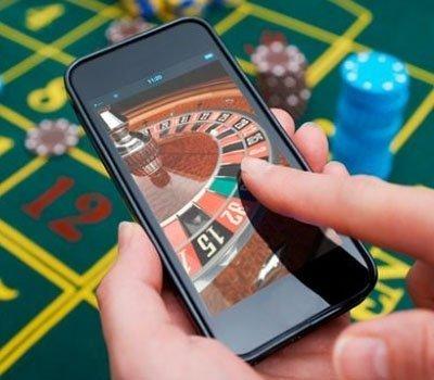 online casino på mobilen
