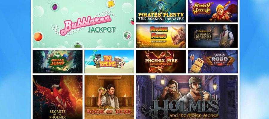 jackpotjoy slots spel