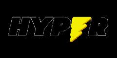 hyper casino logo