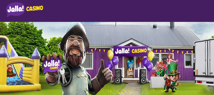 jalla casino start