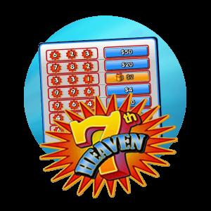 Logo för 7th Heaven online spel