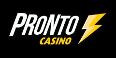 logo för pronto casino