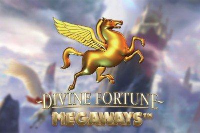 Megaways-spelet Divine Fortune