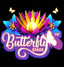 Logo för Butterfly Staxx slot