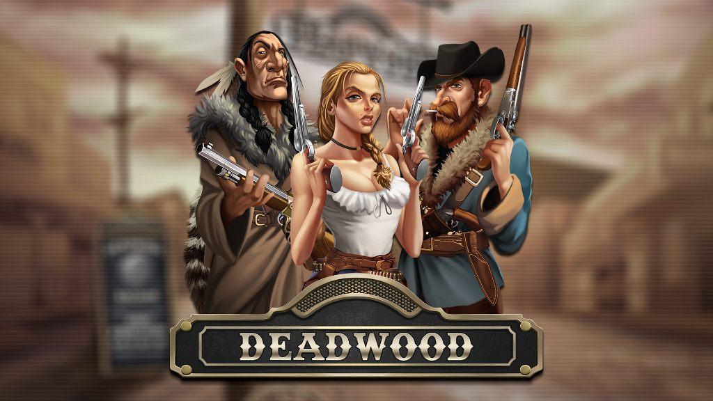 Intro för Deadwood slot