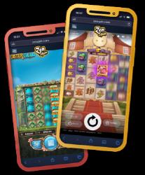 ZenSpin casino från mobila enheter