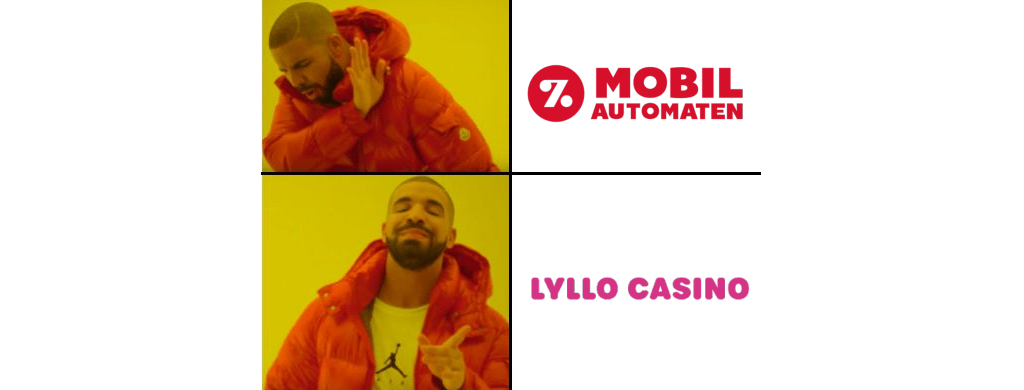 Mobilautomaten byter namn till Lyllo Casino